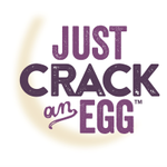JUST CRACK AN EGG Scramble Kit