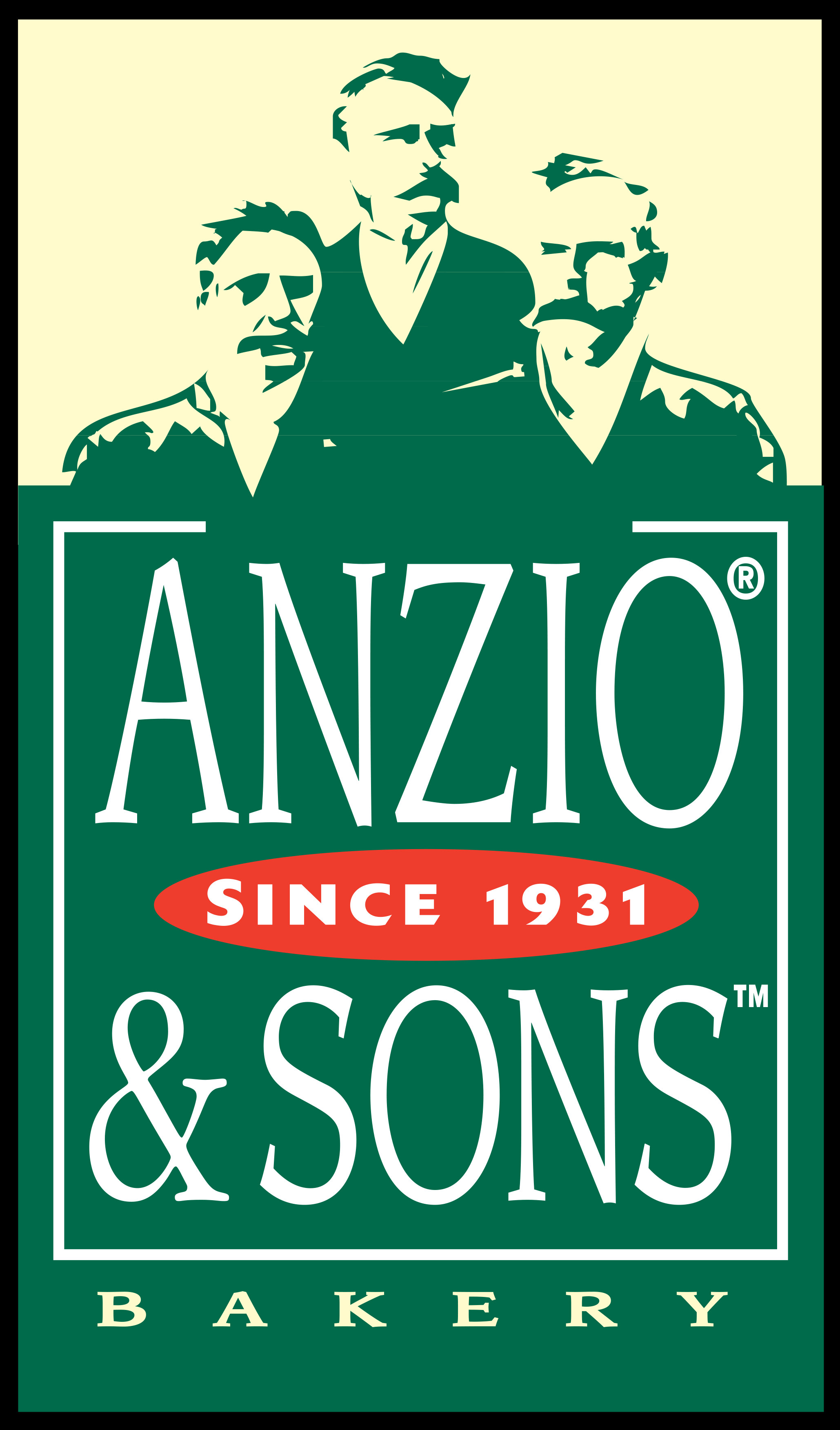 ANZIO AND SONS
