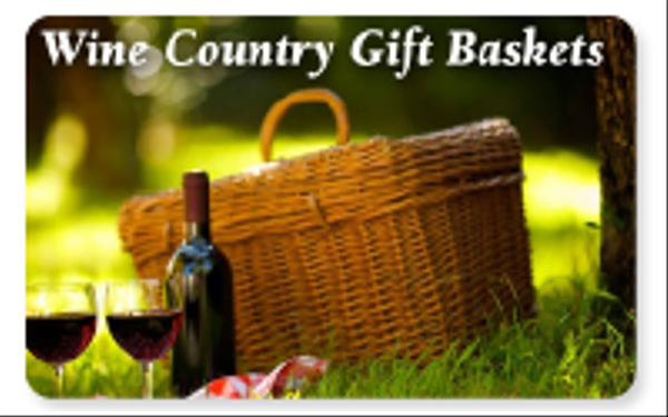Wine Country Gift Baskets logo