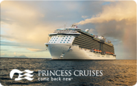 Princess Cruise Lines, Ltd. logo