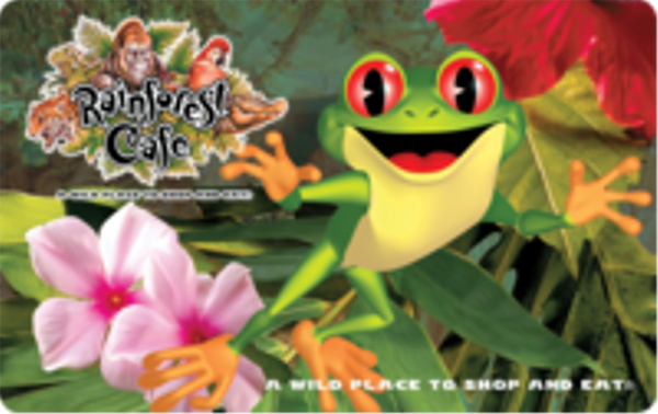 Rainforest Cafe® logo